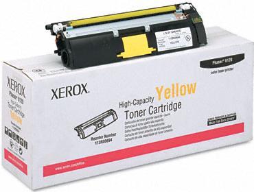 Картридж XEROX 113R00694 желтый оригинальный