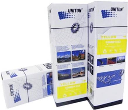 Картридж совместимый UNITON Premium 106R01337 желтый для Xerox