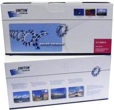 Картридж совместимый UNITON Premium CLT-M407S красный для Samsung