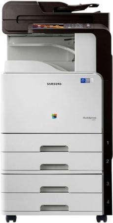 МФУ Samsung CLX-9251NA A3