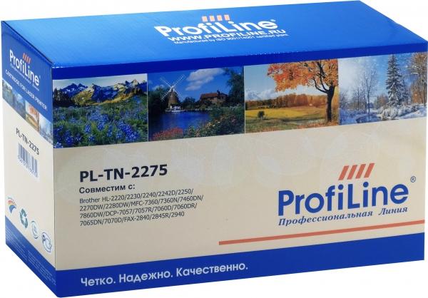 Картридж совместимый ProfiLine TN-2275 для Brother