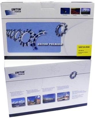 Картридж совместимый UNITON Premium Q2672A (309A) желтый для HP
