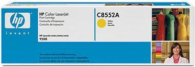 Картридж HP C8552A желтый оригинал