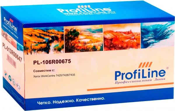 Картридж совместимый ProfiLine 106R00675 для Xerox
