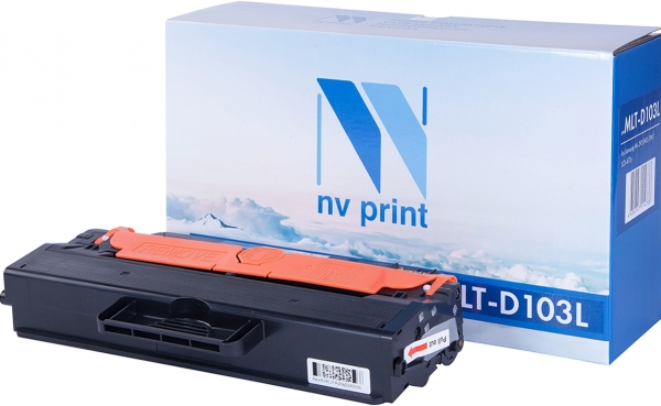 Картридж совместимый NV Print MLT-D103L для Samsung