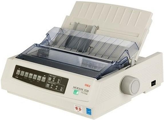 Принтер матричный OKI ML3320-ECO-EURO