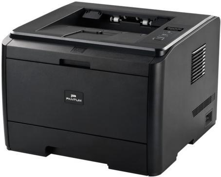 Принтер лазерный Pantum P3105DN black