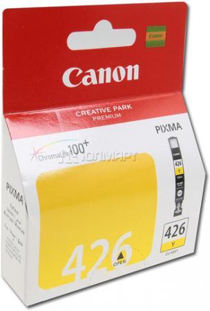 Картридж CANON CLI-426Y желтый оригинальный