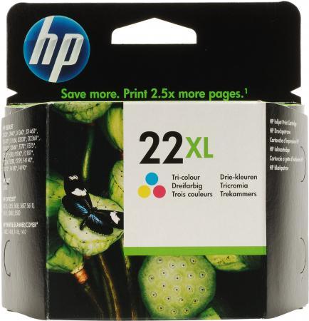 Картридж HP C9352CE трехцветный оригинальный