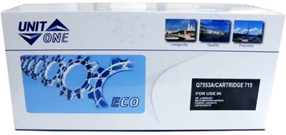 Картридж совместимый UNITON Eco Q7553A для HP
