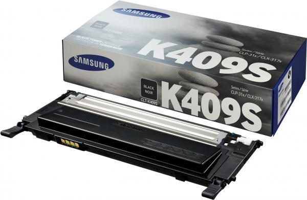 Картридж Samsung K409S/SEE черный оригинальный