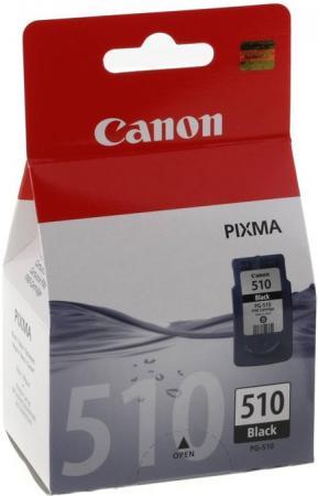 Картридж Canon Ink PG-510 черный оригинальный