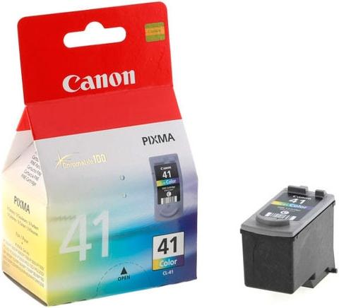 Картридж Canon CL-41 цветной оригинальный
