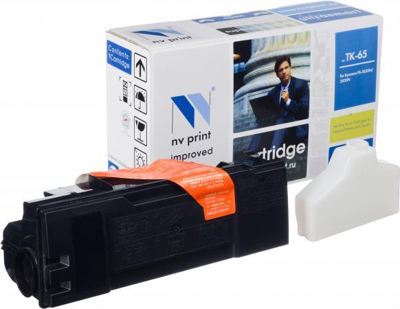 Картридж совместимый NV Print TK-65 для Kyocera