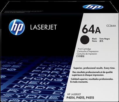 Картридж HP CC364A черный оригинальный