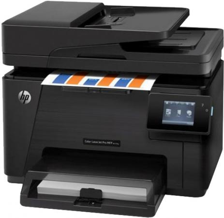 МФУ HP Color LaserJet Pro MFP M177fw