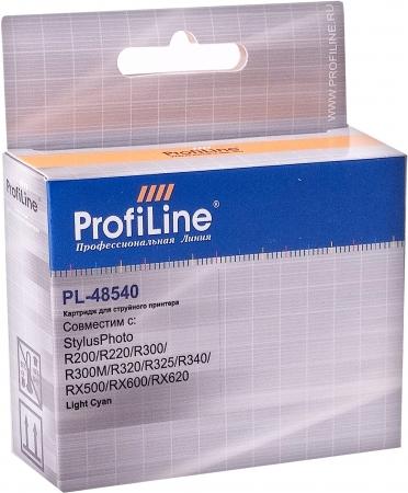 Картридж совместимый ProfiLine 48540 для Epson светло-голубой