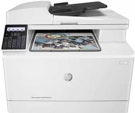МФУ HP Color LaserJet Pro MFP M181fw