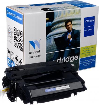 Картридж совместимый NV Print CE255A для HP