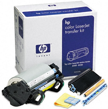 Комплект аппарата переноса (Тransfer Kit) HP C4154A черный оригинальный