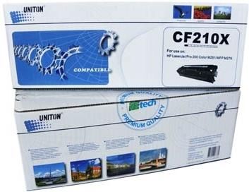 Картридж совместимый UNITON Premium CF210X черный для HP