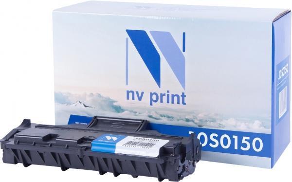 Картридж совместимый NVPrint 10S0150 для Lexmark