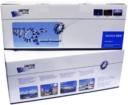 Картридж совместимый UNITON Premium CE341A (651A) синий для HP
