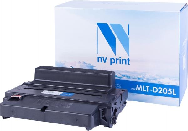 Картридж совместимый NV Print MLT-D205L для Samsung