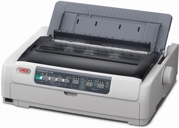 Принтер матричный OKI ML5790-EURO