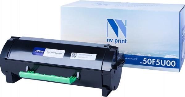 Картридж совместимый NVP 50F5U00 для Lexmark
