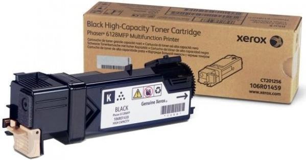Тонер-картридж XEROX 106R01459 черный оригинальный