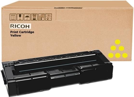 Принт-картридж SP C352E для Ricoh LE желтый