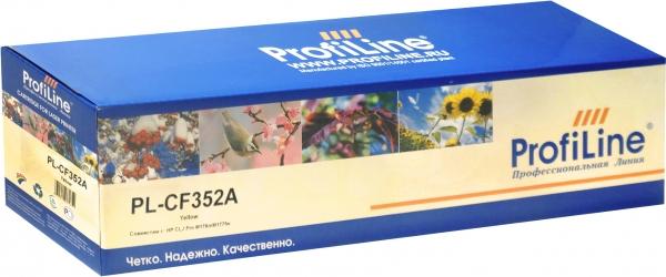 Картридж совместимый ProfiLine CF352A для HP