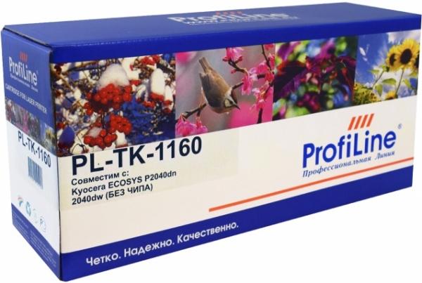 Картридж совместимый ProfiLine TK-1160 для Kyocera