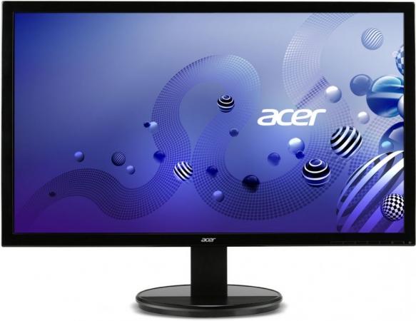 """Монитор 21.5"""" Acer K222HQLbid black"""