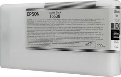 Картридж EPSON C13T653800 для Stylus Pro 4900 матово-черный оригинальный