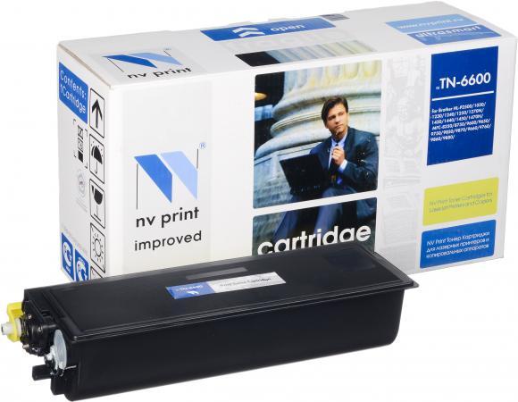 Картридж совместимый NV Print TN-6600 для Brother