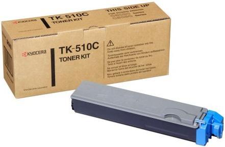 Картридж Kyocera TK-510C голубой оригинальный