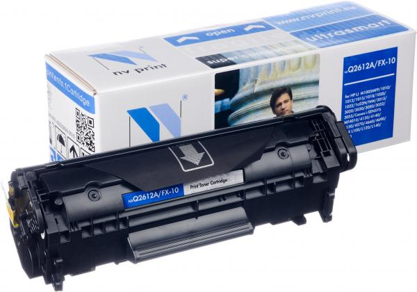 Картридж совместимый NV Print Q2612A/FX-10 для HP