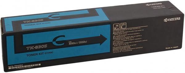 Картридж Kyocera TK-8305С синий оригинальный