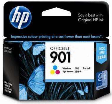 Картридж HP CC656A трехцветный оригинальный