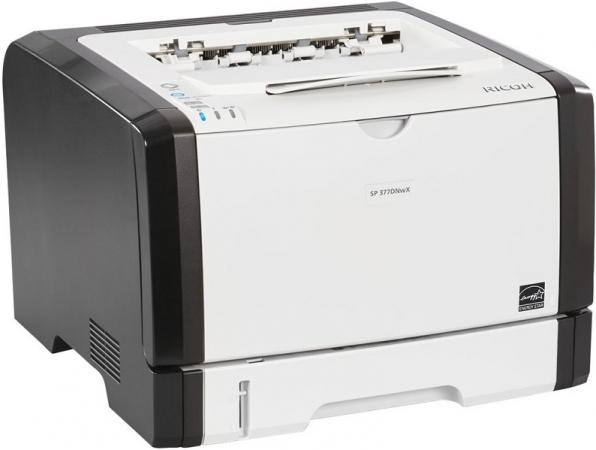 Лазерный принтер Ricoh SP 377DNwX