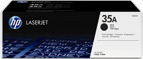 Тонер-картридж HP CB435A (оригинальный)