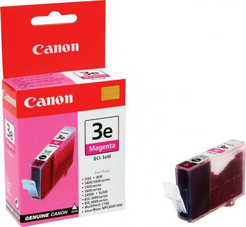Картридж CANON BCI-3eM пурпурный оригинальный