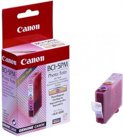 Картридж CANON BCI-5M фото-пурпурный оригинальный