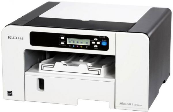 Принтеры Ricoh Aficio SG 3110DNw
