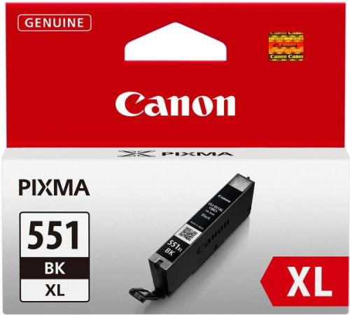 Картридж Canon Ink CLI-451XLBK черный оригинальный