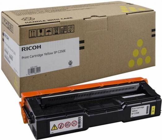 Принт-картридж SPC250E для Ricoh LE желтый