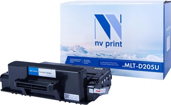 Картридж совместимый NVP MLT-D205U для Samsung