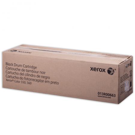Модуль ксерографии XEROX 013R00663 черный оригинальный для XEROX Colour 550 DIL